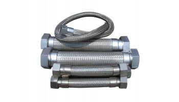 丝扣金属软管