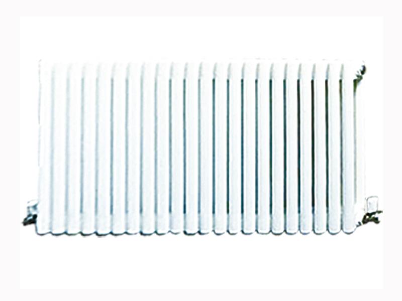 钢两柱暖气