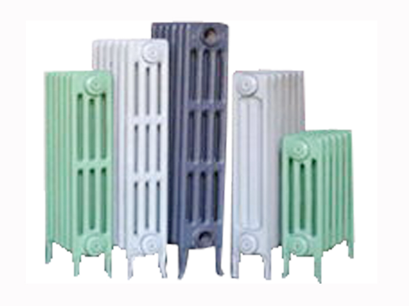 铸铁四柱暖气片