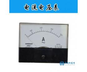 供应电流电压表