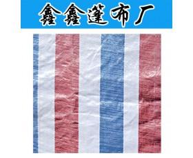 南韩抗晒防水聚乙篷布(彩条)