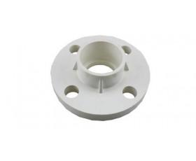 PVC管材管件 PVC连体法兰