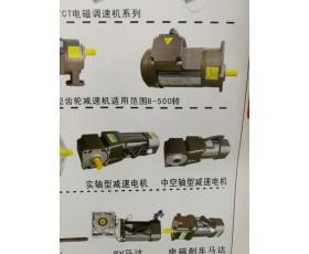 中空轴型减速电机
