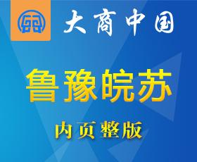 《大商中国》DM杂志广告内页整版