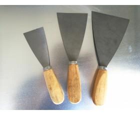 金飞油灰刀铁柄油灰刀不锈钢油灰刀