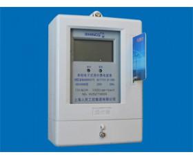 上海人民单相电子式预付费电能表
