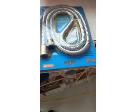 淋浴喷头软管1.5米铜芯铜帽伸缩管