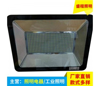 厂家直销贴片式防水投光灯 方形工矿贴片投光灯