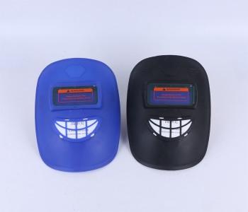 晨新防护塑料变光面罩