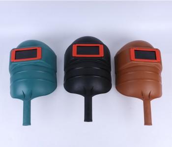 晨新防护塑料新款大手持面罩