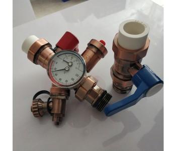 货源供应进回水套阀减压阀 小高楼层自来水调压减压阀