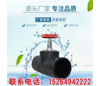 厂家直销pe管件 升降式截止阀 水管开关 闸阀