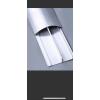 厂家供应铝合金地板槽 不锈钢地板槽