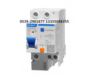 正泰昆仑系列漏电断路器 NXBLE-63 1P 2P
