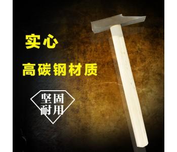厂家直销木柄鸭嘴锤300/500g木柄木工锤