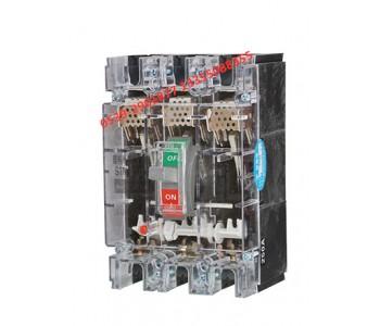 上海人民电力电器 塑壳断路器 全铜  CM1 透明