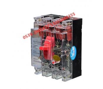 上海人民电力电器 塑壳断路器 全铜 DZ10 透明