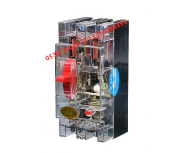 上海人民电力电器 塑壳断路器 全铜 DZ15 透明