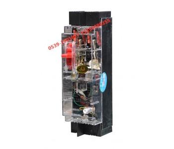 上海人民电力电器 塑壳断路器 全铜 DZ15LE 透明