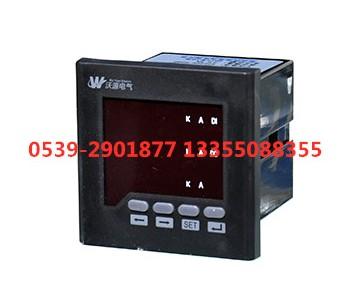 数显三相电流表 三相电压表