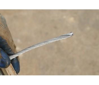 镀锌钢丝绳牵引绳