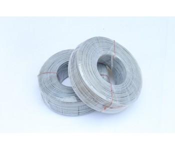 水泵绿皮钢丝绳晾衣绳包塑钢丝涂塑钢丝绳户外钢丝线