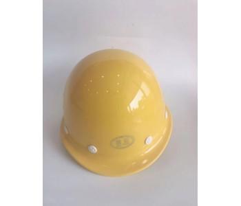 嘉运ABS材质圆型烤漆建筑工地工程帽