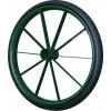 8斤板圈振牛实心轮纯橡胶高弹力力车轮