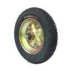 300-8镀彩振牛轮毂金奥程轮胎工矿轮充气轮